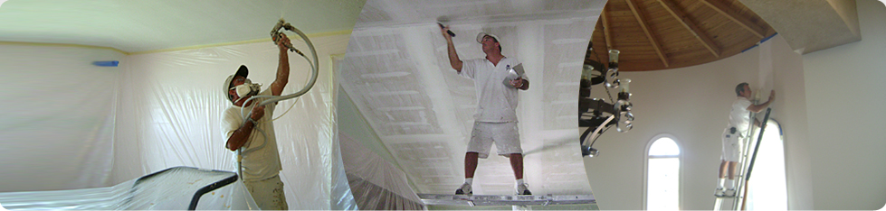 Bills Custom Ceilings And Painting, Cocoa Beach, Melbourne, Brevard Florida